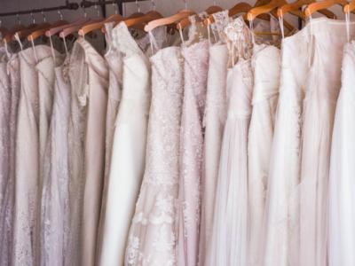 5 grunde til at købe en brugt brudekjole