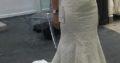 Ubrugt og ny brudekjole, str 36, Mori Lee