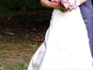 Smuk Miss Kelly brudekjole