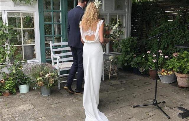 Anna Kara brudekjole