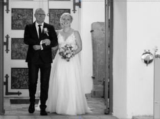 Lina Becker brudekjole fra 2019 kollektionen