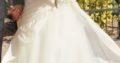 Unik, specialdesignet kjole sælges