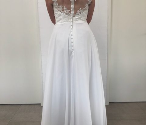 Ny brudekjole- ikke brugt