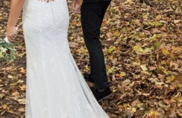 Den smukkeste brudekjole