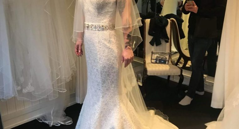 Brudekjolen