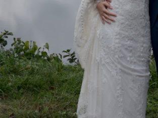 Brudekjole fra Sincerity