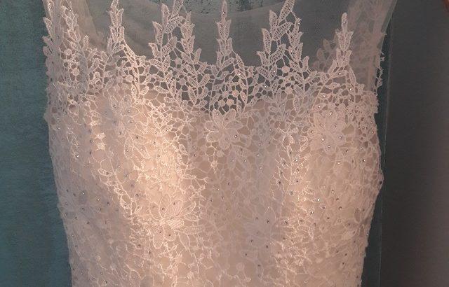 Brudekjole fra Selene Collection 2017 i str 36