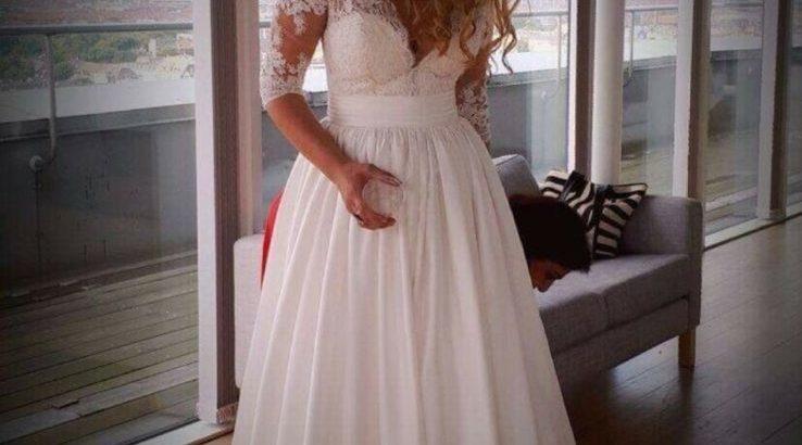 Cosmobella brudekjole