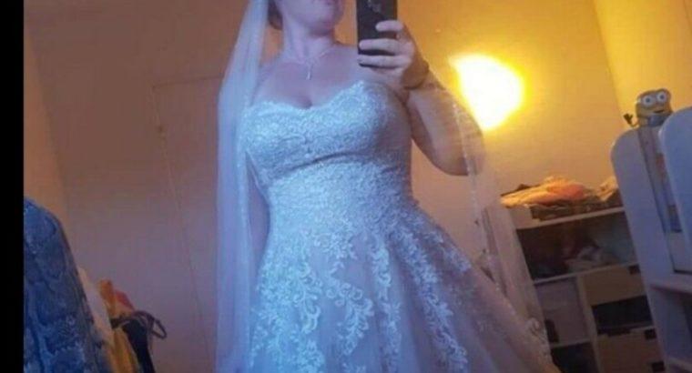 Eventyrlig kjole