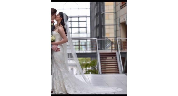 Brudekjole fra Pronovias