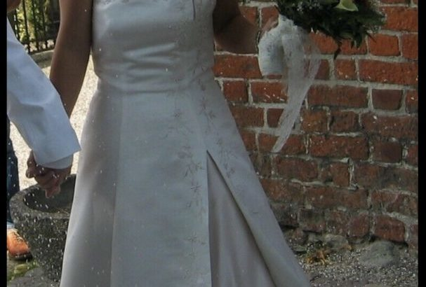 Brudekjole LILLY