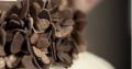 Super flot designer brudekjole fra Hundborg Handma