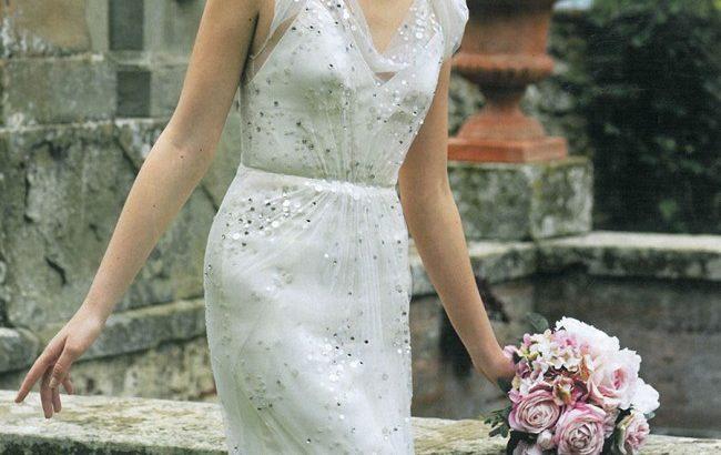 Brudekjole fra Jenny Packham , ny