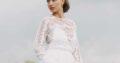 Unik vintage brudekjole