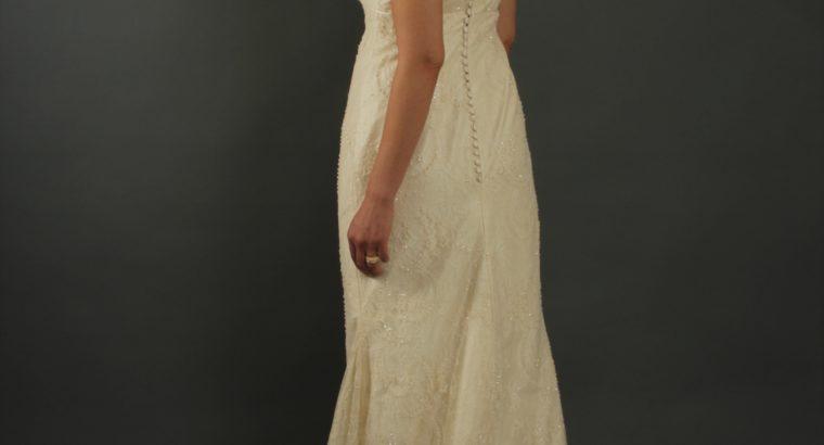Brudekjole, Anne Palland