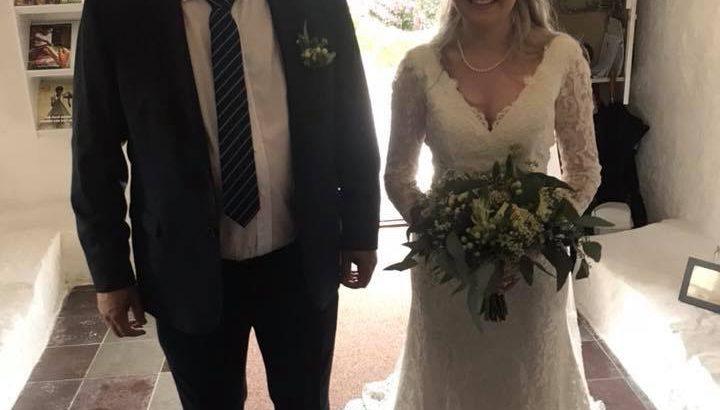 Brudekjole fra 2018