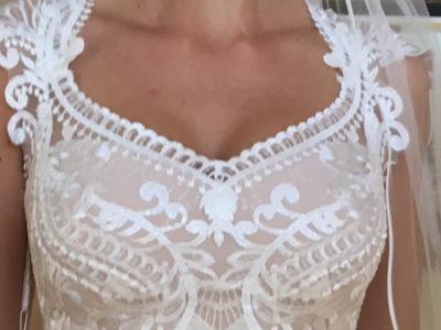 Herve Paris brudekjole