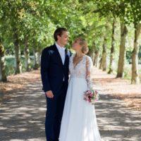 Den smukkeste brudekjole fra Lillian West