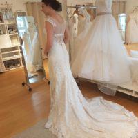 Gudesmuk kjole fra Casa Lezar