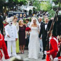 Smuk Justin Alexander brudekjole sælges. Pris er til forhandling